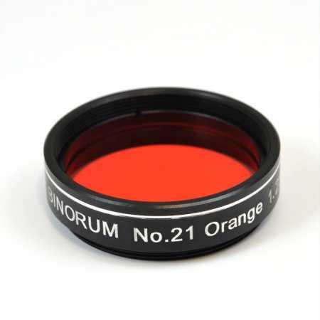 Filter Binorum No.21 Orange (Oranžový) 1,25″