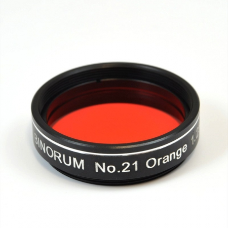 "Filter Binorum No.21 Orange (Oranžový) 1.25"""
