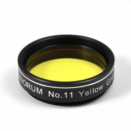 Filter Binorum No.11 Yellow Green (Žluto-zelený) 1,25″