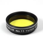 Filter Binorum No.11 Yellow Green (Žluto-zelený) 1.25""