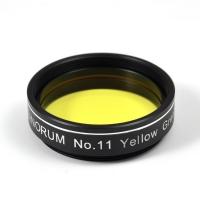 "Filter Binorum No.11 Yellow Green (Žluto-zelený) 1.25"""