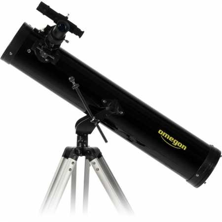 Hvezdársky ďalekohľad Omegon N 76/700 AZ-1