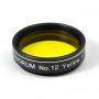 "Filter Binorum No.12 Yellow (Žltý) 1.25"""