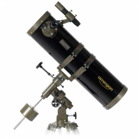Hvezdársky ďalekohľad Omegon N 150/750 EQ-3