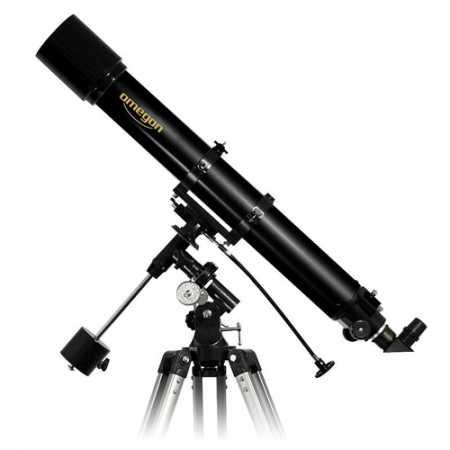 Hvezdársky ďalekohľad OMEGON AC 90/1000 EQ-2