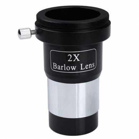 Barlow šošovka Sky-Watcher 2x Achromat  T2 1,25″