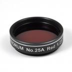"""Filter Binorum No.25A Red (Červený) 1.25"""""""