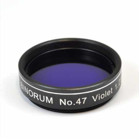 Filter Binorum No.47 Violet (Fialový) 1,25″
