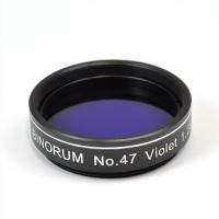 """Filter Binorum No.47 Violet (Fialový) 1.25"""""""