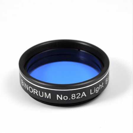 Filter Binorum No.82A Light Blue (Svetlo modrý) 1,25″