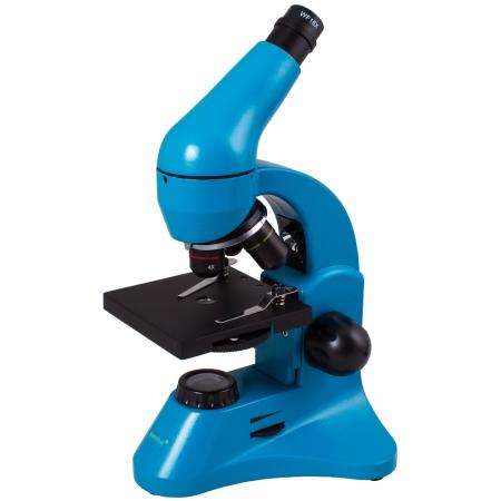Mikroskop Levenhuk Rainbow 50L PLUS Azur 64x-1280x