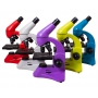 Mikroskop Levenhuk Rainbow 50L PLUS Pomeranč 64x-1280x