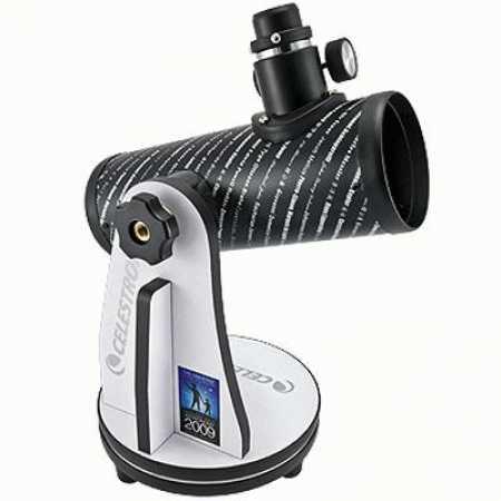 Hvezdársky ďalekohľad Celestron 76/300 FirstScope DOB