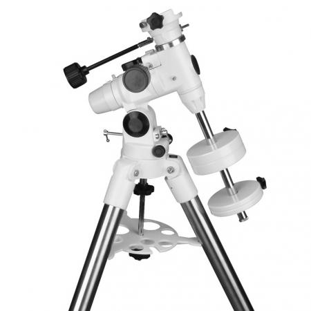 Montáž Sky-Watcher EQ5 s Polárním hledáčkem