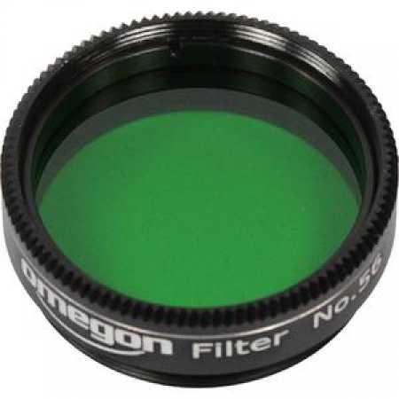 Filter Omegon Farebný filter zelený 1,25″