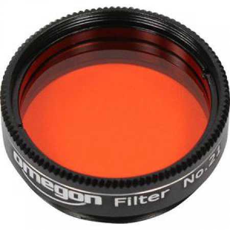 Filter Omegon oranžový 1,25″