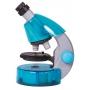 Mikroskop Levenhuk LabZZ M101 Azure\Azur 40x-640x