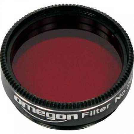 Filter Omegon Farebný filter červený 1,25″