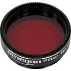 """Filter Omegon Farebný filter červený 1,25"""""""