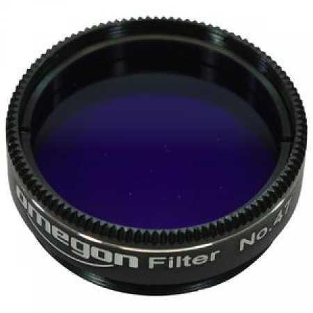 Filter Omegon Farebný filter fialový 1,25″