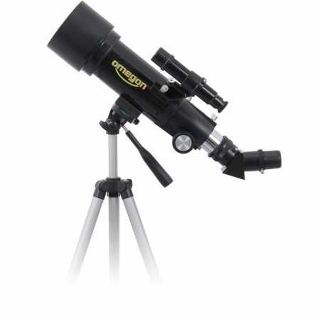 Hvezdársky ďalekohľad Omegon AC 70/400 Solar BackPack AZ