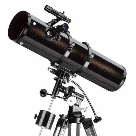 Hvezdársky ďalekohľad Levenhuk Skyline 130x900 EQ
