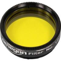 "Filter Omegon Farebný filter žltý 1.25"""