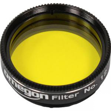 Filter Omegon Farebný filter žltý 1.25""