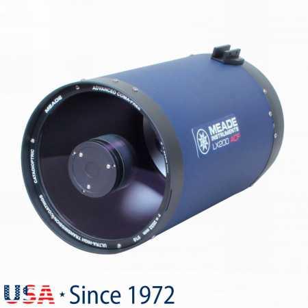 """Hvezdársky ďalekohľad Meade 203/2032 LX200 8&Prime; F/10 OTA - <span class=""""red"""">Pouze tubus s příslušenstvím, bez montáže, bez stativu</span>"""
