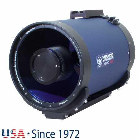 """Hvezdársky ďalekohľad Meade 254/2032 10″ F/8 ACF OTA - <span class=""""red"""">Pouze tubus s příslušenstvím, bez montáže, bez stativu</span>"""