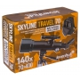 Hvezdársky ďalekohľad Levenhuk 70/400 Skyline Travel 70