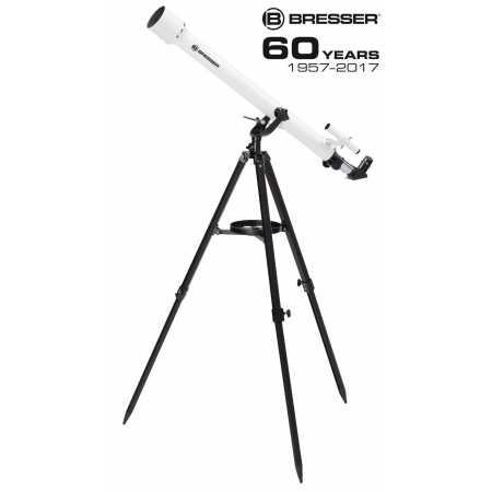 Hvezdársky ďalekohľad Bresser Classic 60/900 AZ