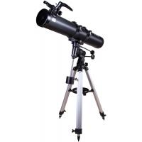 Hvezdársky ďalekohľad Bresser Galaxia 114/900 EQ s adaptérom pre chytrý telefón