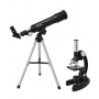 Sada Bresser National Geographic: Teleskop 50/360 AZ a mikroskop 300x–1200x
