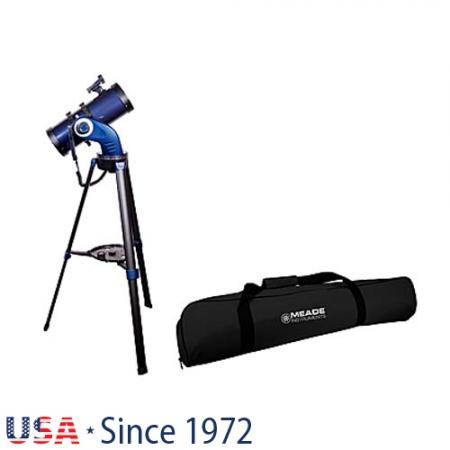 Hvezdársky ďalekohľad Meade 130/1000 StarNavigator NG + cestovný balíček