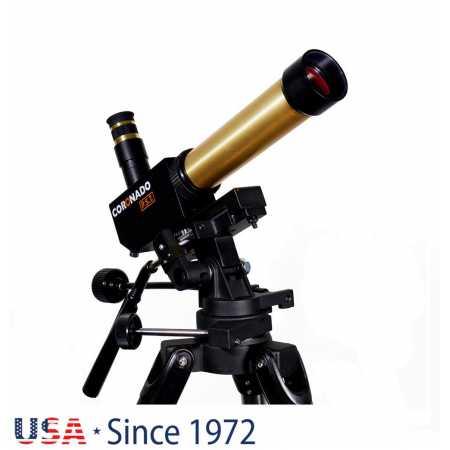 """Solárny teleskop Coronado PST 40/400 OTA s kufríkom - <span class=""""red"""">Pouze tubus s příslušenstvím, bez montáže, bez stativu</span>"""