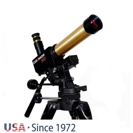 Solárny teleskop Coronado PST 40/400 OTA s kufríkom