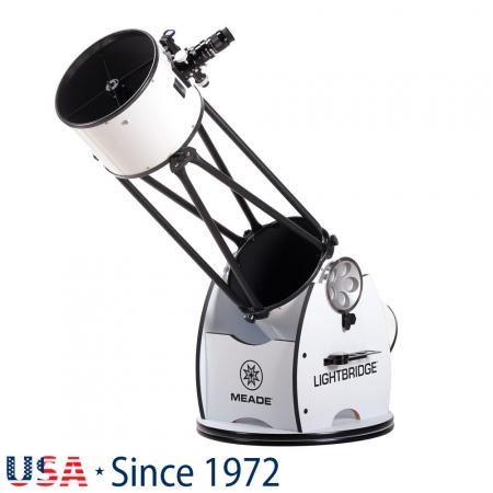 "Hvezdársky ďalekohľad Meade 305/1524 LightBridge 12"" F/5 DOB"