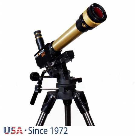 """Solárny teleskop Coronado PST 0.5 Angstrom 40/400 OTA - <span class=""""red"""">Pouze tubus s příslušenstvím, bez montáže, bez stativu</span>"""
