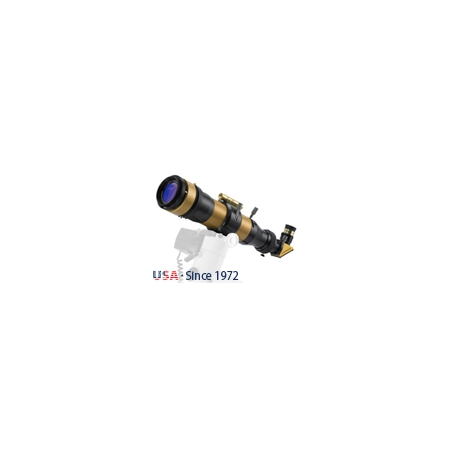 Solárny teleskop Coronado SolarMax II Double Stack 60/400 OTA so systémom RichView a BF10