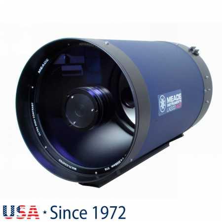 """Hvezdársky ďalekohľad Meade 356/3556 LX200 14&Prime; F/10 OTA - <span class=""""red"""">Pouze tubus s příslušenstvím, bez montáže, bez stativu</span>"""