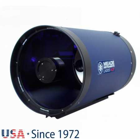 Hvezdársky ďalekohľad Meade 406/4064 LX200 16″ F/10 OTA