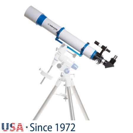 """Hvezdársky ďalekohľad Meade 120/1000 LX70 R5 OTA - <span class=""""red"""">Pouze tubus s příslušenstvím, bez montáže, bez stativu</span>"""
