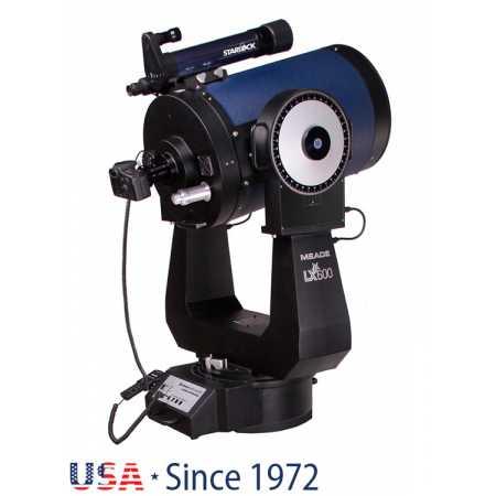 """Hvezdársky ďalekohľad Meade 356/2845 ACF LX600 14"""" F/8 OTA - <span class=""""red"""">Pouze tubus s příslušenstvím, bez montáže, bez stativu</span>"""