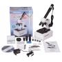 Mikroskop Bresser Duolux 20x–1280x
