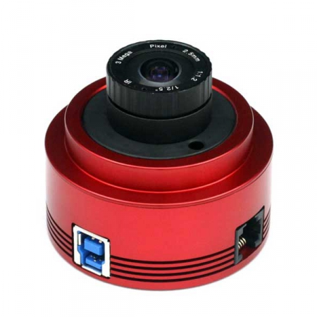 ZWO ASI178 USB3.0 Color CMOS Camera - Chip D=8.92 mm