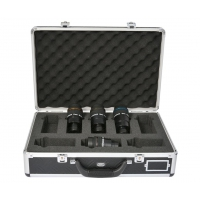Baader 2454601 transport case for 8 eyepieces, adaptors or Barlow lenses