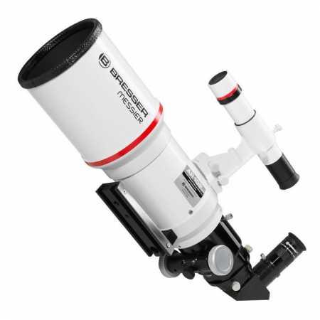 """Hvezdársky ďalekohľad Bresser AC 102/460 Messier Hexafoc OTA - <span class=""""red"""">Pouze tubus s příslušenstvím, bez montáže, bez stativu</span>"""