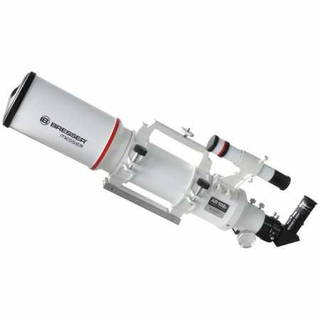 """Hvezdársky ďalekohľad Bresser AC 102S/600 Messier Hexafoc OTA - <span class=""""red"""">Pouze tubus s příslušenstvím, bez montáže, bez stativu</span>"""