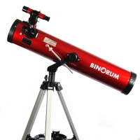 Hvezdársky ďalekohľad Binorum Genesis 76/700 AZ2 + Mesačný filter